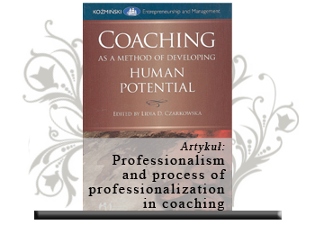 Professionalism and process of professionalization in coaching
